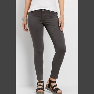Gold Drama Low Rise Jeggings Jeans